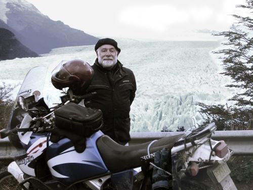Patagonia Argentina - Glaciar Perito Moreno - foto Gino Lofredo