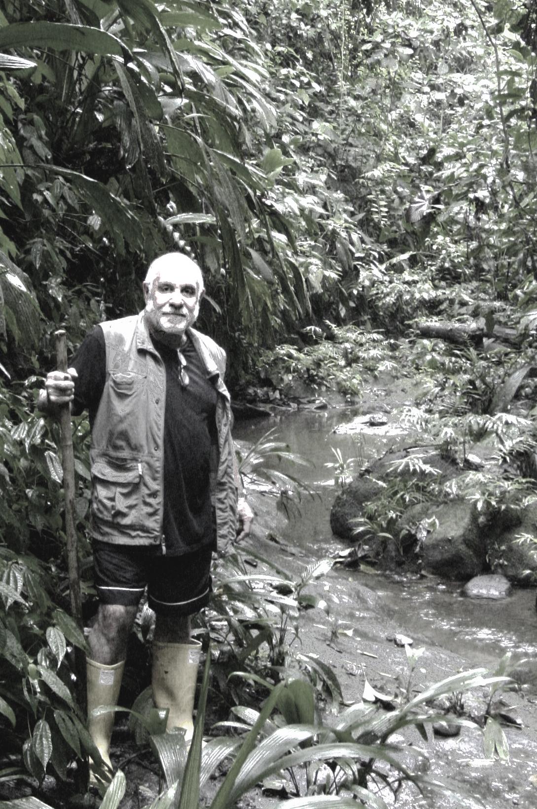 Manantial de Monte Saino - Esmeraldas - Ecuador (2008)