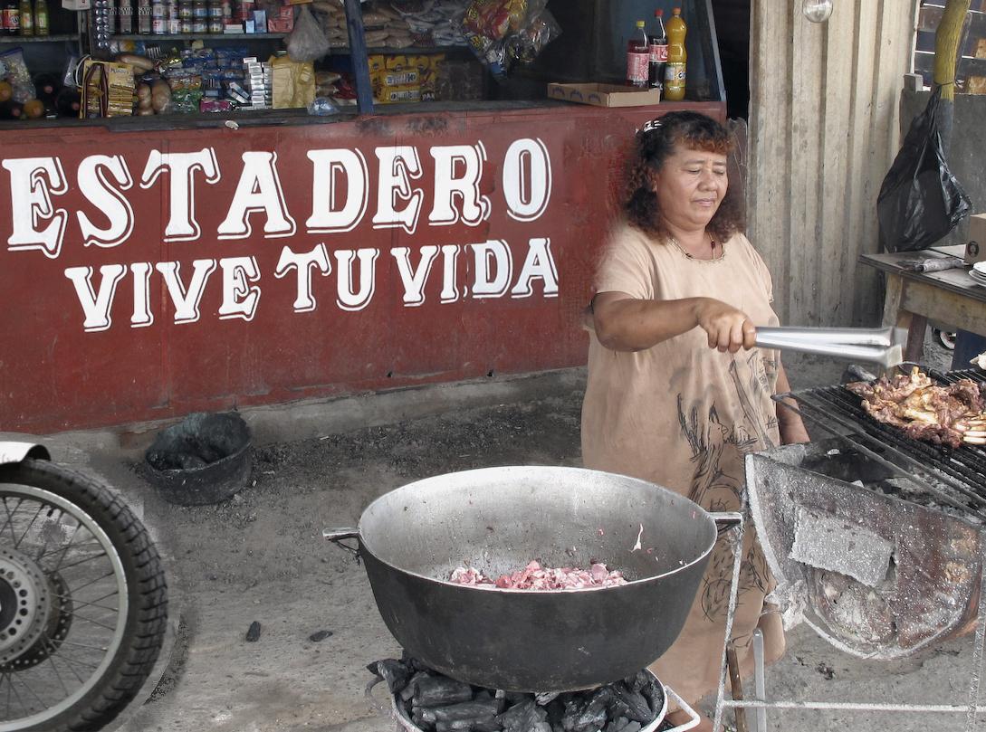 Vive Tu Vida Amor - La Guajira - Foto Gino Lofredo (2009)