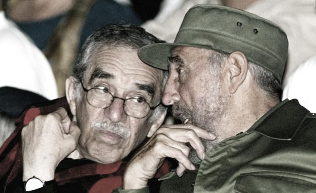 Fidel y GGM