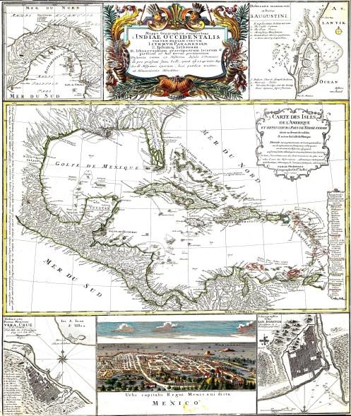 Honduras Caribe Sudamérica
