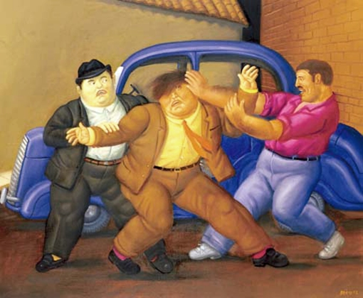 Secuestro Express Botero