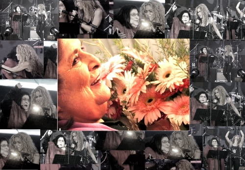 Sosa y Shakira - BW VA