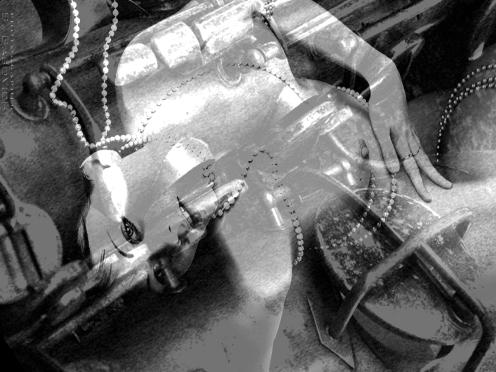 Tenor Sax Keys w pearlsbw