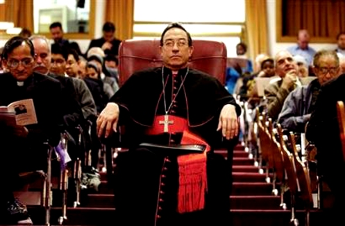 Cardenal Oscar Rodriguez Madariaga