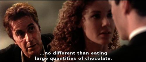 Devils love &chocolate