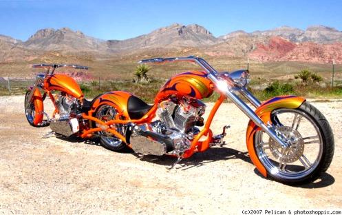 Double Chopper Sofia