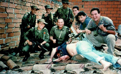 Pablo E. Killing Team