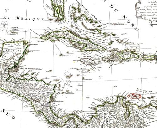 Carbe Honduras Cuba Venezuela