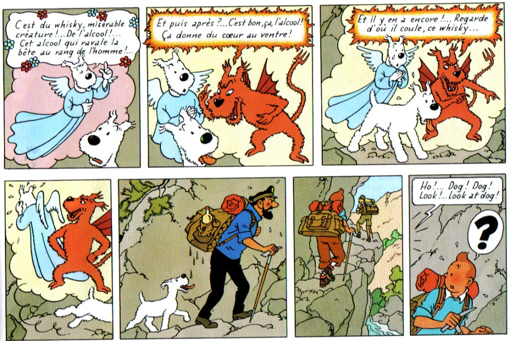 Los Diablillos de Milou