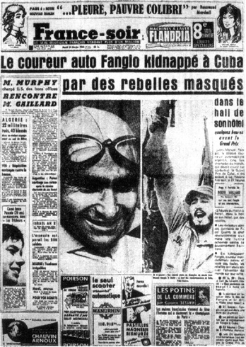 FAngio secuestro France