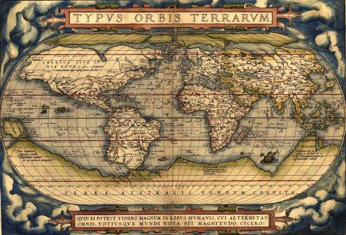 OrteliusWorldMap1570 v