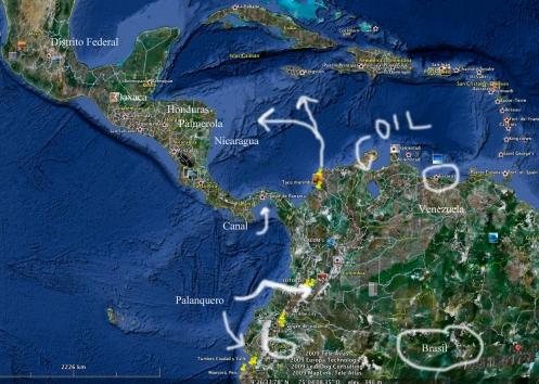 Palanquero en Google Caribe