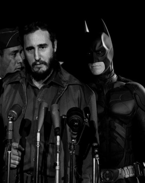 Fidel Batman altura