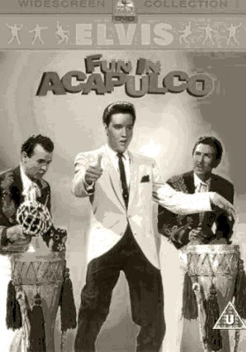 Fun in Acapulco Elvis bw