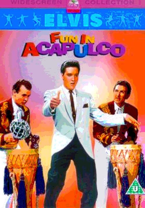 Fun in Acapulco Elvis