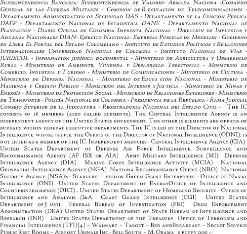 Agencies Portal