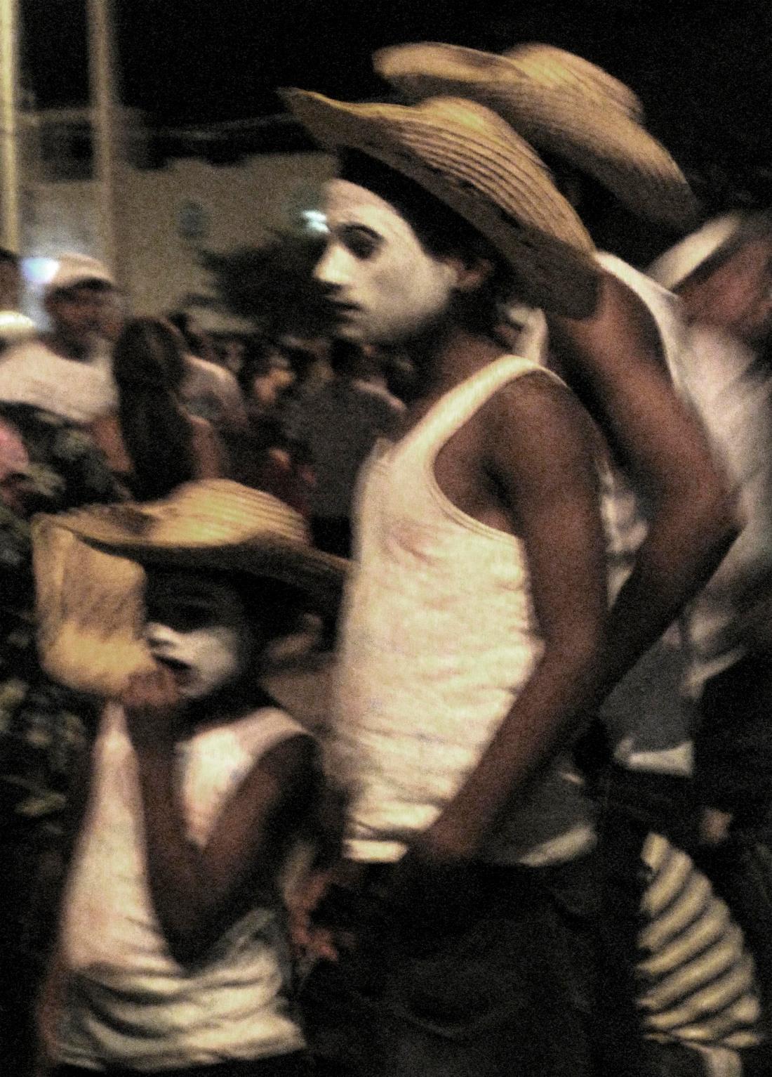Desfile Festival Francisco el Hombre